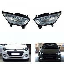Hyundai I20 Elite DRL Day Time Running Lights With Fog Lamp Set Of 2 ... 3 Inch Round 12w Led Fog Light Tractor 6000k Spot Xuanba 6 70w Cree Led Work For Atv Truck Boat Amazoncom Chevy Silverado 99 02 Tahoe Suburban 00 05 0405 Ford Ranger Pickup Set Of Lights Everydayautopartscom Driver And Passenger Lamps Replacement For 18w Car Styling Driving Fog Light Lamp Offroad Car Pickup Morimoto Xb Ram Vertical Winnipeg Hid Front Bumper Spot Lamp Nissan Navara D40 01 03 04 06 Toyota Tundra Universal 70mm Fogs Complete Housings From The