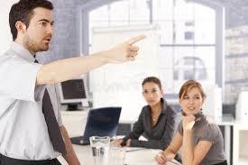 formation d affaires d employé de bureau principale photo