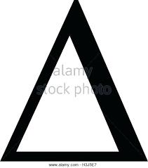Greek Letter Delta Delta Letter Delta Letter Icon Delta Symbol