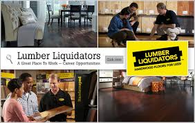 employment lumber liquidators
