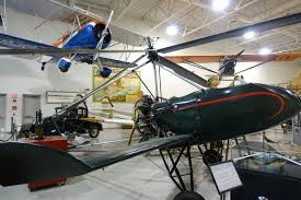 File:Buhl A-1 Autogyro, 1931 - Hiller Aviation Museum - San Carlos ...