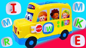 100 Vtech Hammer Fun Learning Truck BABY Toys VTech Count Learn Alphabet Bus Spelling