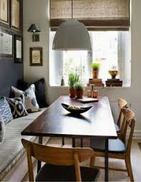Eat In Kitchen Dining Table Bench Seat Corner