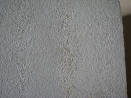 Zinsser Popcorn Ceiling Patch Video by Knockdown Texture Sponge Can Match Texture On Wall Repairs