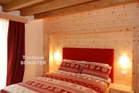schlafzimmer in zirbe gesundheit aus der natur