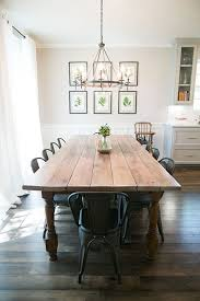 10 Chic And Cozy Farmhouse Dining Room Ideas