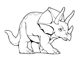 Full Image For Baby Dinosaur Coloring Pages Cute Free Printable