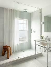 Design Bathroom Window Curtains by Best 25 Window In Shower Ideas On Pinterest Shower Window