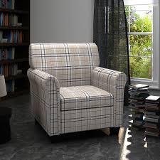 canapé tissu blanc fauteuil en tissu sofa en tissu fauteuil de salon canapé tissu