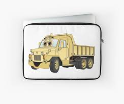 Military Dump Truck Cartoon Sand