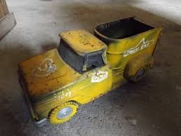 100 Vintage Tonka Truck VINTAGE TONKA TRUCK IS PAINTED HiBid Auctions