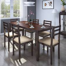 Flipkart Perfect Homes Capri Engineered Wood 6 Seater Dining Set