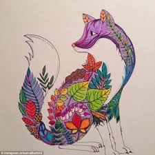 Picture Perfect Miss Basford Believes That Coloring Can Serve As A Substitute For An Activity