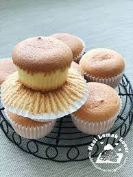 Nasi Lemak Lover Butter Sponge Cupcakes