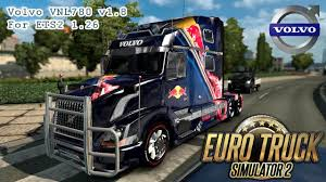 100 Truck Mods ETS 2 Volvo VNL780 V1 28 Mod Test Multi Clip Media