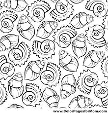 Beach Coloring Page 46