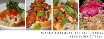 island cuisine mangoes island cuisine picture of mangoes restaurant key