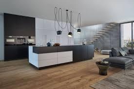 cuisine blanc et noir cuisine design 31 modèles pour être pile dans la tendance côté