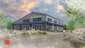100 Boathouse Design Tulsa Rowing Club Tulsa Rowing Club Unveils New