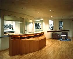 Interior Design Solutions Office Law Firm Reception Desk
