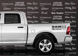 Hemi Dodge Ram X2 Vinyl Decals Stickers, Rear Side Bed Logo, Mopar ... Dodge Ram Truck Fender Bars Hash Mark Racing Sport Stripes Decals 092018 Power Wagon Decal Hood Rear Side Strobes Product 2 Dodge Ram Power Wagon Truck Vinyl Stickers Window Sticker Chevy Bowtie Ford Jeep Car Amazoncom Sticker Compatible With Hemi Tribal Rt 1500 Hemi Bed Vinyl Decal Styling For 3x Hood Fender Decals 2500 Kryptek 4x4 Off Road Quarter Panel Cmyk Grafix Store Viper Srt10 Faded Rocker Stripe Tailgate Decal Mopar Trucks Stickers Dakota Truck Bed Side Decals Graphics Power