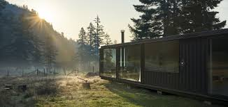 100 Canadian Container Homes A Shipping Provides A Temporary Residence For A