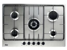 plaque cuisine gaz plaque de cuisine gaz table de cuisson gaz 5 foyers faure fgg