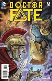 Doctor Fate 11 Preview