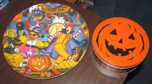 Mcdonalds Halloween Pails Ebay by Goodwill Hunting 4 Geeks Halloween Countdown Day 17 A Package
