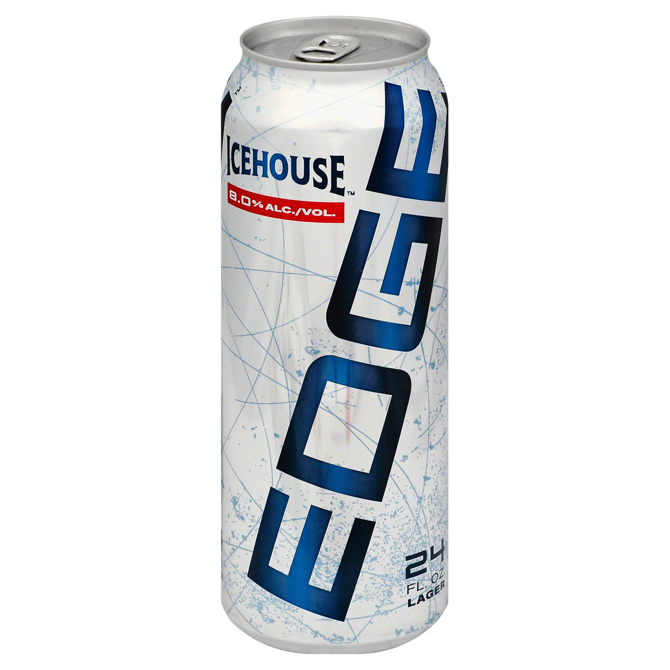 Miller Brewing Icehouse Lager - 24oz