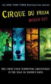 9780316153782 Cirque Du Freak Boxed Set 1 A Living Nightmare The Vampires Assistant