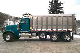 Alfab, Inc. Aluminum Dump Body, Trailers, & Oilfield Equipment