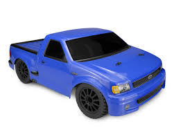 100 Lightning Truck JConcepts Slash 4x4 Scalpel 1999 Ford Body JCO0310