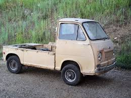 100 Subaru Truck Small Pickup S For Sale Near Me Practical Rare 1969