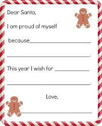 Best 25 Letter to santa template ideas on Pinterest