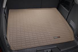 Amazon Prime Car Floor Mats by Amazon Com Weathertech Custom Fit Cargo Liners For Buick Enclave