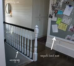 Painting The Stair Banister. Stalling Banister Carkajanscom Banister Spindle Replacement Replacing Wooden Stair Balusters Model Staircase Spindles For How To Replace Pating The Stair Stairs Astounding Wrought Iron Unique White Back Best 25 Black Ideas On Pinterest Painted Showroom Saturn Stop The Uks Ideas Top Latest Door Design Decorations Outdoor Railing Indoor Remodelaholic Renovation Using Existing Newel Fresh Rail And