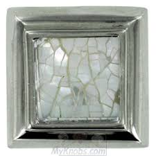 Square Nickel Cabinet Knobs by Schaub And Company Shop 818 Mop Pn Cabinet Knobs Polished