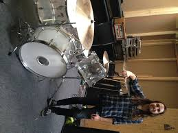 Smashing Pumpkins Drummer 2014 by Rigged Baptists Drummer Nick Yacyshyn Geargods