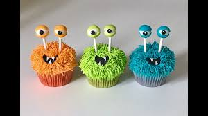 Cakes Decorated With Sweets by Cake Decorating Tutorials How To Make Monsters Cupcakes