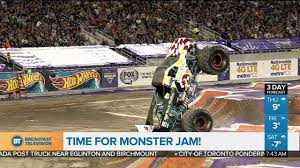 Monster Jam Is Headed To Rogers Centre!