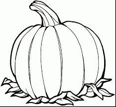 Fabulous Pumpkin Coloring Pages With Harvest And
