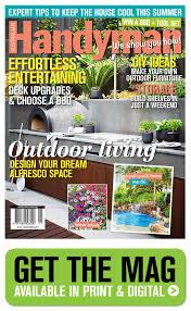 Interior Decorating Magazines Australia by Australian Handyman Magazine Do It Yourself Magazine Diy Magazine