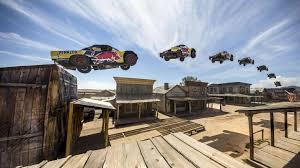 100 Truck Jumps Longest Ramp Jump By A Truck Cab Bryce Menzies Breaks Guinness