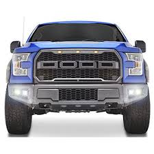 100 Front Truck Bumpers F150 Fog Light Assembly 20152017 For Raptor Style Bumper