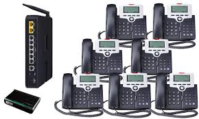Amazon.com : X-50 VoIP Small Business System (7) Phone System ... Small Business Voip Phone Systems Vonage Big Cmerge Ooma Four 4 Line Telephone Voip Ip Speakerphone Pbx Private Branch Exchange Tietechnology Now Offers The Best With Its System Reviews Optimal For Is A Ripe Msp Market Cisco Spa112 Phone Adapter 100mb Lan Ht Switching Your Small Business To How Get It Right Plt Quadro And Signaling Cversion Top 5 800 Number Service Providers For The