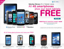 T Mobile offers all 4G smartphones free for Valentine s Day – BGR