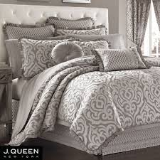 Kenneth Cole Bedding by Babylon Scroll Comforter Bedding By J Queen New York Comforter