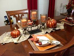 Halloween Table Centerpiece Ideas Home Dining Room