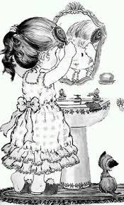 Sarah Kay Coloring Page